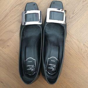 Roger Vivier  Belle Vivier Patent Leather Heels
